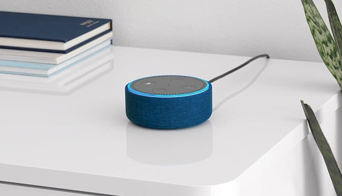 Amazons Sprachassistentin Alexa lernt über die Mikrofone in den Echo-Lautsprechern ständig dazu