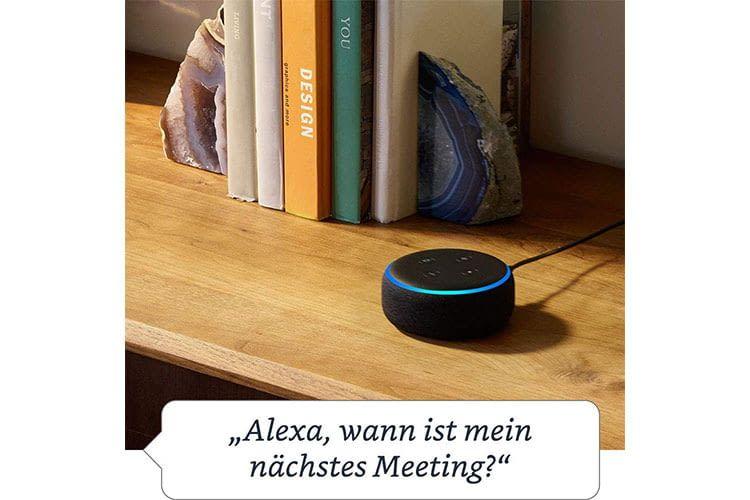 Der Echo Dot in der dritten Generation ist optisch und klangtechnisch besser als die Vorgänger