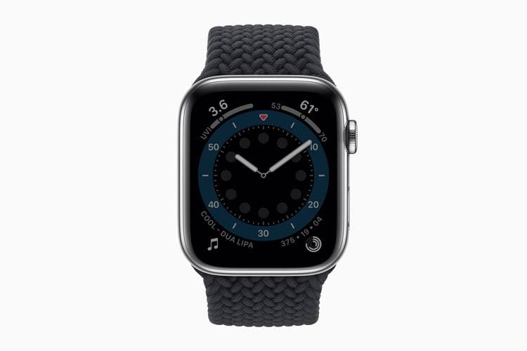Die Apple Watch Series 6 können Nutzer vom Gehäuse, über das Armband bis hin zum Ziffernblatt individualisieren