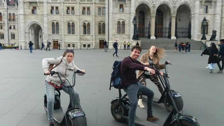 Budapest entdecken mit dem E-Scooter: Ein Highlight des Städtetrips