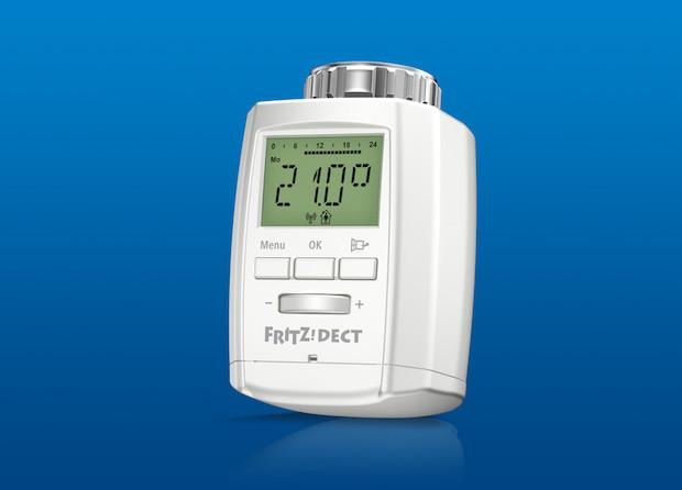 AVM FRITZ!DECT 300 regelt die Temperatur im Haus