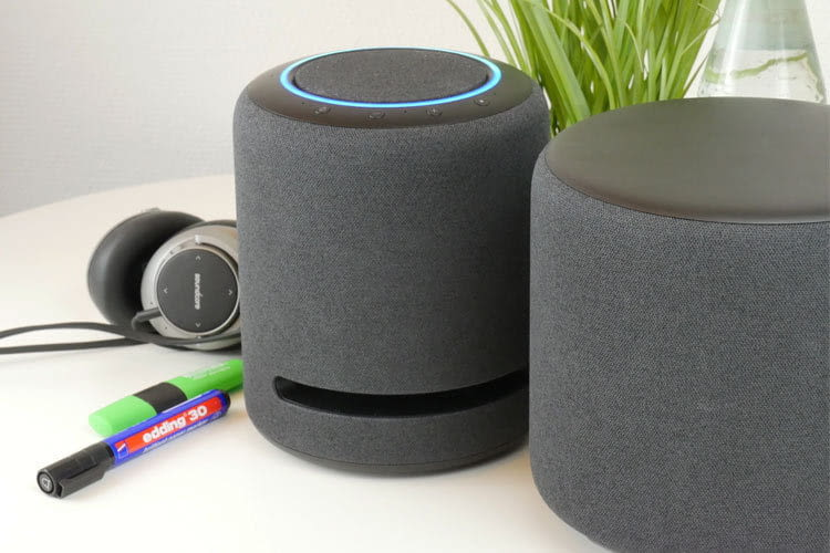 In unserem WLAN Lautsprecher Test Vergleich konnte uns Amazon Echo Studio klanglich begeistern