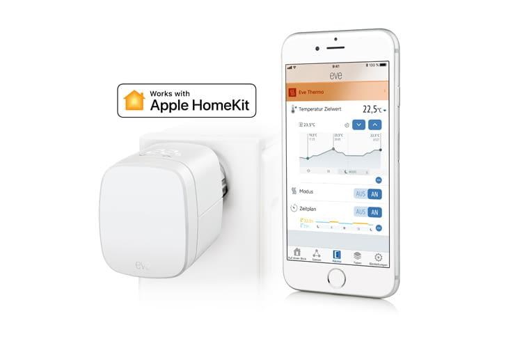 Per App lassen sich automatisierte Prozesse einrichten oder kontrollieren