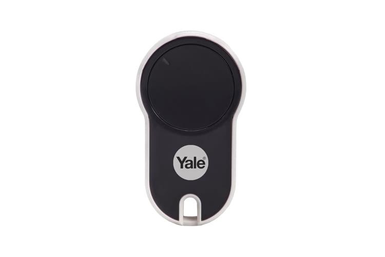 Mit jeder Yale ENTR Türeinheit können bis zu 20 Handsender / Fernbedienungen gekoppelt werden
