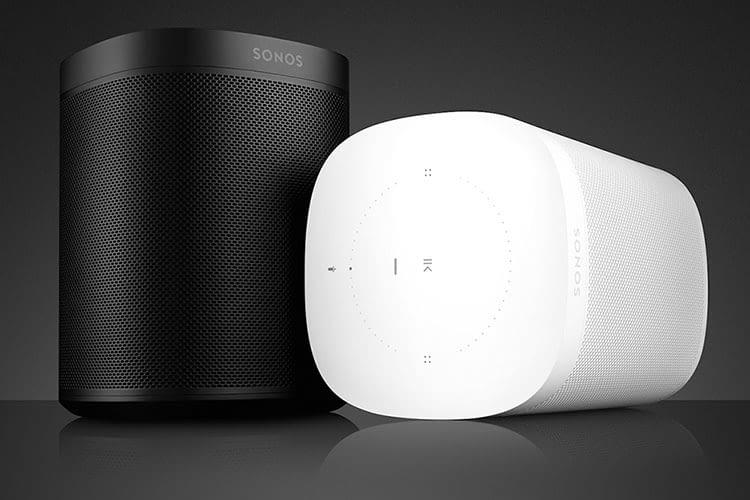 Sonos Lautsprecher streamen wieder Hörbücher und Podcasts von Audible