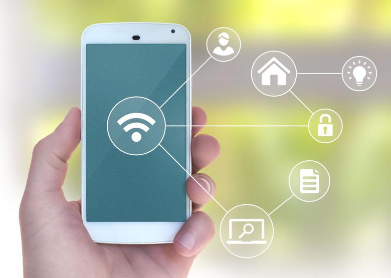 Das Smart Home per Smartphone steuern