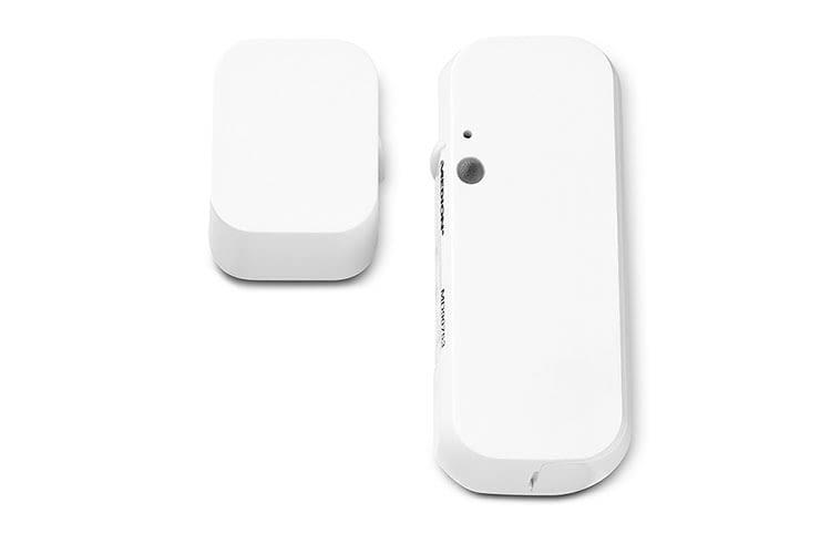 Die Tür- und Fensterkontakter des MEDION Alarmsystems
