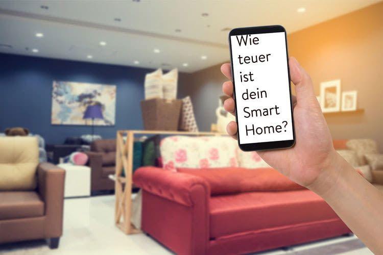 Unsere Kostentabellen ermöglichen die Ermittlung der eigenen Smart Home Kosten