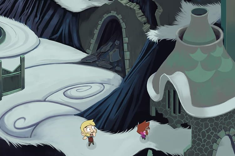 Apple TV App 'The Little Acre': Ein Fantasy Adventure mit hübschen Grafiken