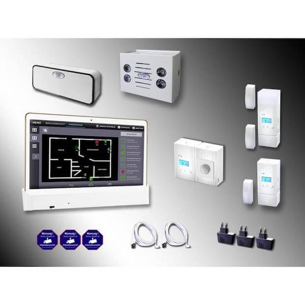 Alarmtab - Einbruch Aufklärungsanlage Basis-Set