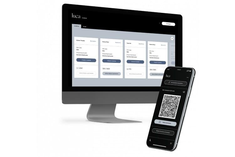 Die App luca sichert alle Daten der Nutzer mit zweifacher Verschlüsselung