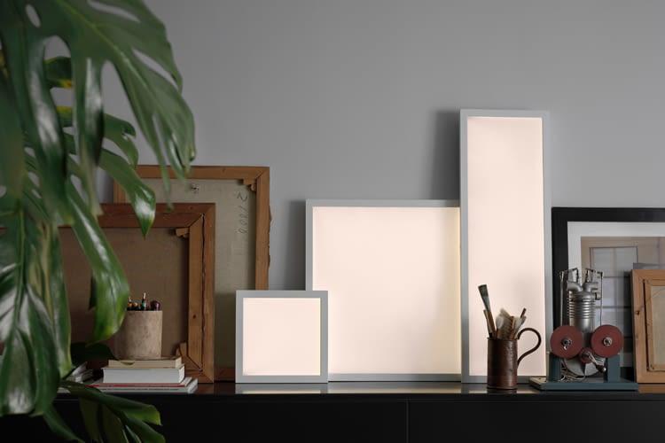 Das FLOALT Lichtpaneel ist die smarte Alternative zu langweiligen Bilderrahmen