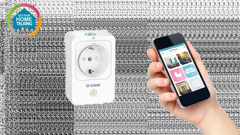mydlink Smart Home App Smart Plug