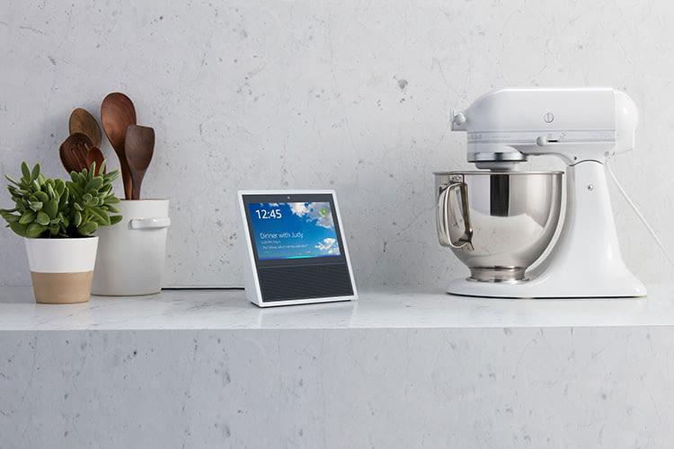 Mit Alexa lassen sich auch intelligente Küchengeräte steuern