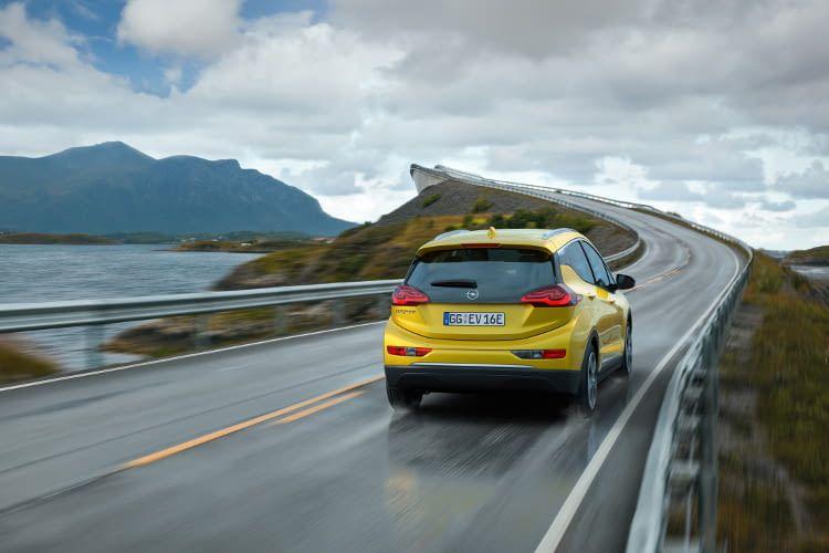 Mit dem Opel Ampera-e neue Reichweiten erfahren