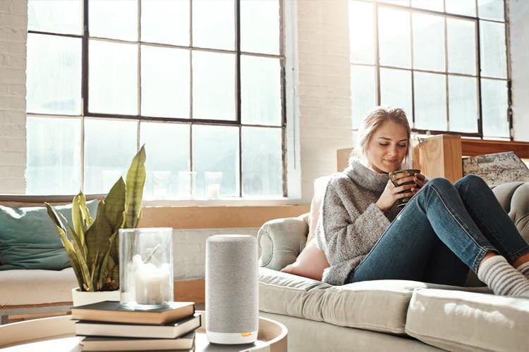 Musik oder Hörbücher abrufen, vernetzte Thermostate regeln oder Timer stellen - dank Alexa kein Problem
