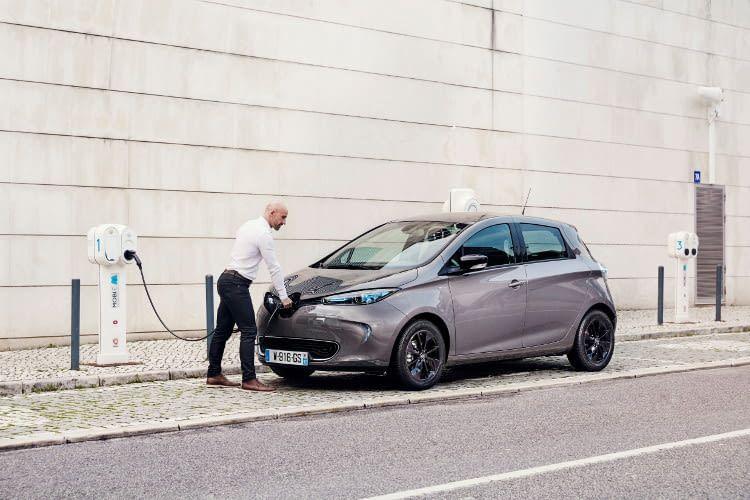 Die Batterie für den ZOE kann bei Renault sowohl gemietet als auch gekauft werden