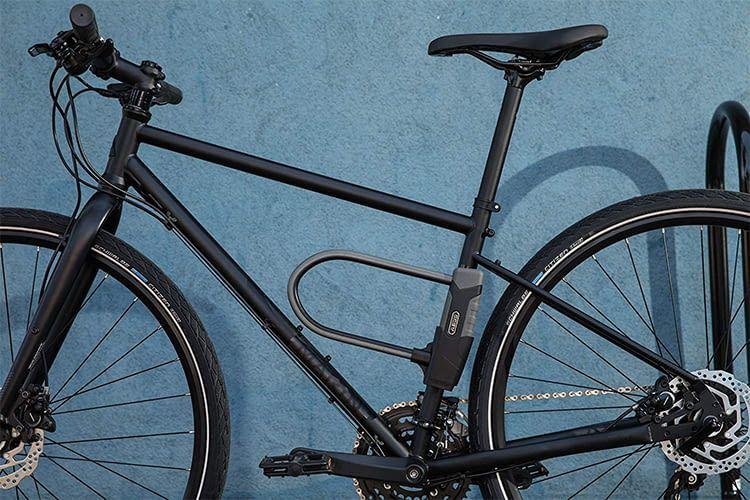 Unser Vergleichssieger ist zwar teuer, bietet aber sehr guten Schutz gegen Diebstahl: Das ABUS Granit X-Plus 540