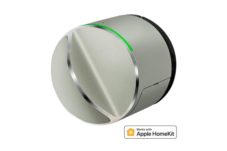 Eines der Danalock Türschloss-Modelle ist sogar HomeKit zertifiziert