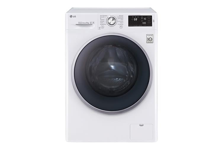 Die Turbowash Funktion verspricht volle Waschleistung in nur 59 Minuten