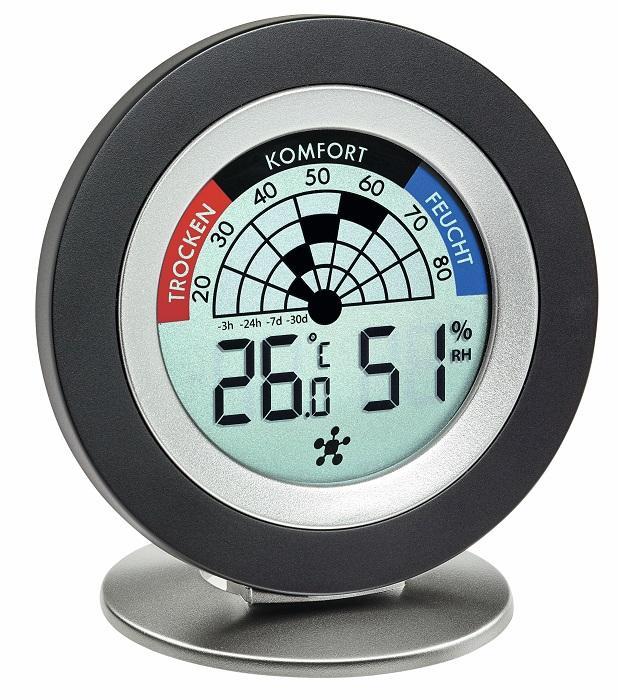 Cosy Radar Thermo Hygrometer