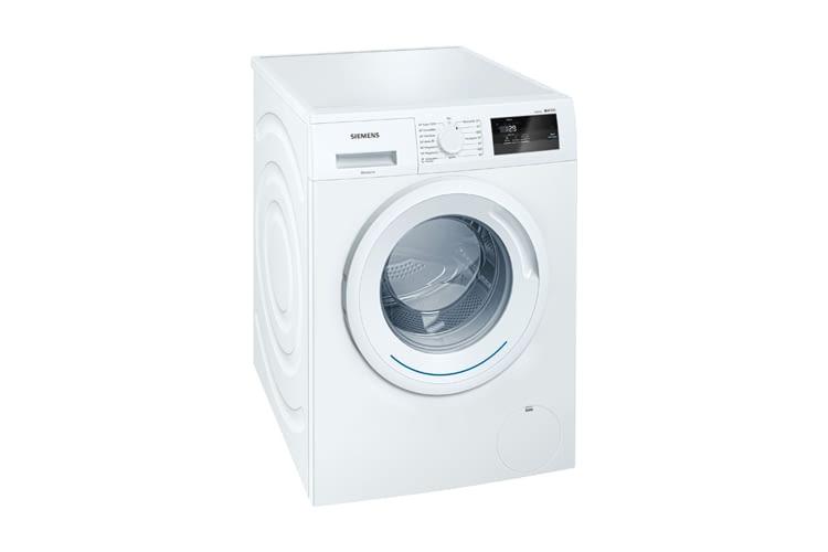 Die Siemens iQ300 Waschmaschine WM14N060 hat ein Anti-Vibrations-Design