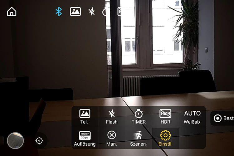 Die ZHIYUN SMOOTH 4 Smartphone-App ZY Play bietet zusätzliche Funktionen