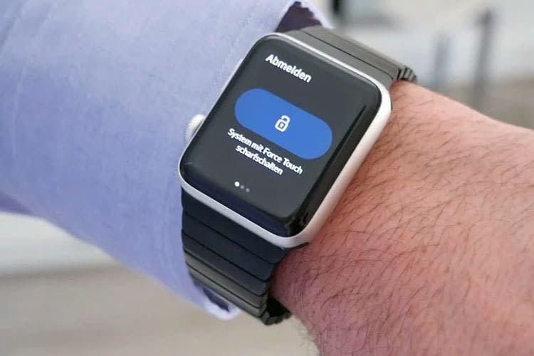 Das ABUS Secvest Alarmsystem lässt sich auch via Smartwatch steuern