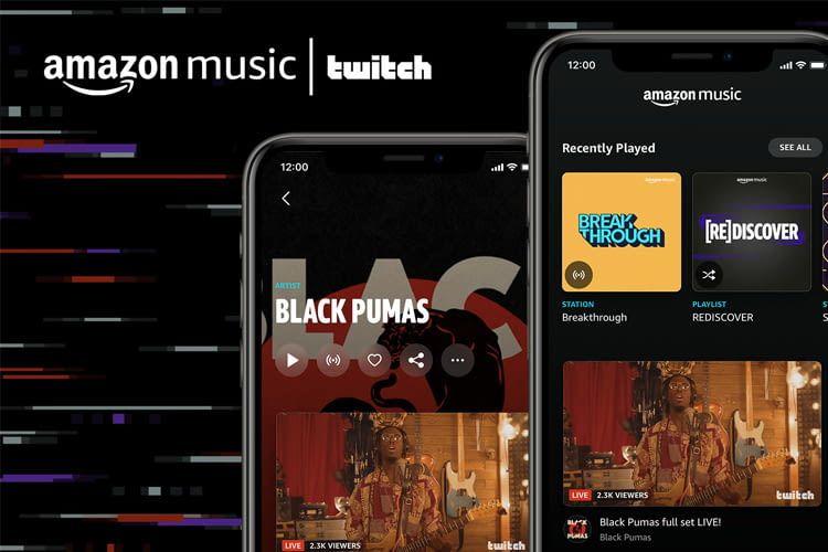 Durch die Kooperation mit Twitch erweitert Amazon sein Entertainment Angebot