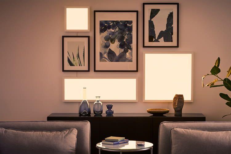 Mit günstigen Lampen und Lichtpaneelen macht IKEA das Smart Home massentauglich