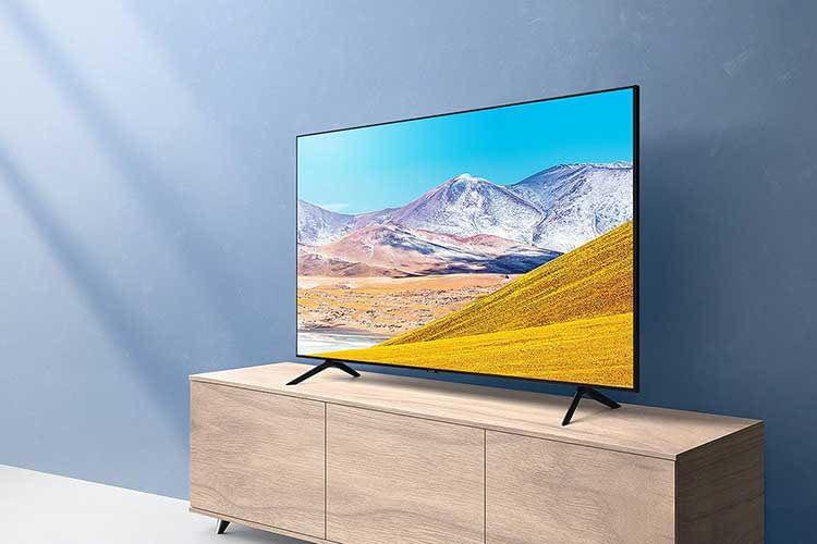 Der 75 Zoll 4K UHD Fernseher bietet einen guten Einstieg ins HDR Filmerlebnis, auch wenn kein 10 Bit Panel zum Einsatz kommt