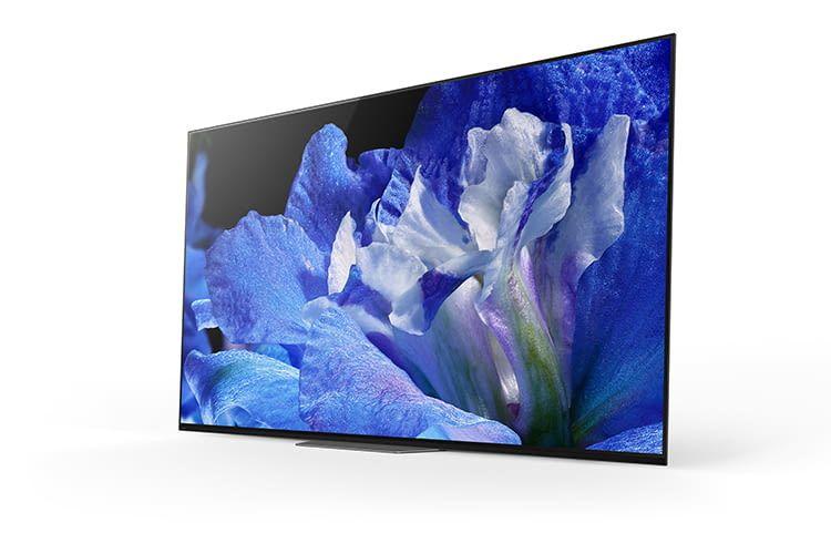 Sonys neue OLED Fernseher der Modellreihe BRAVIA AF8 bieten außergewöhnliche Heimkinoerlebnisse