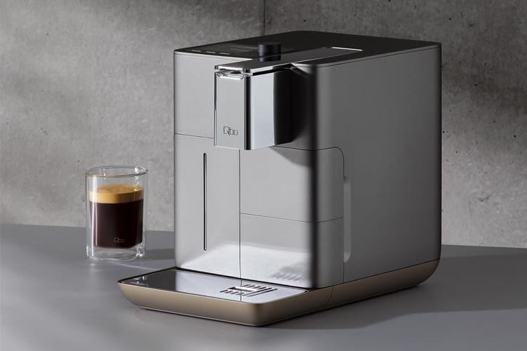 Qbo Coffe You-Rista erreicht bis zu 19 bar Pumpendruck