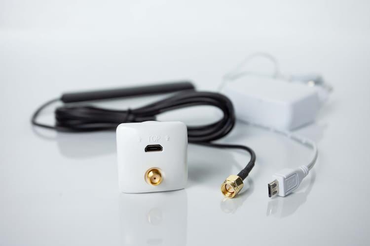 Die Anbringung des poweropti am Stromzähler ist kinderleicht und benötigt keinen Elektriker