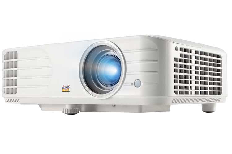 Der ViewSonic PX701 Beamer bietet ein sehr gutes Preis-Leistungsverhältnis für den Heimkino-Einstieg