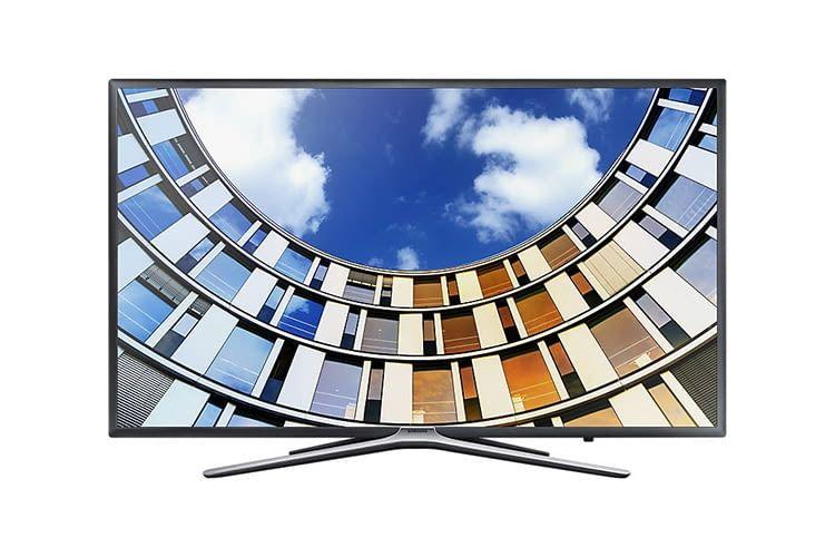 Samsung stattet auch seine 32 Zoll TVs gut aus, wie den Samsung M5570 Full HD Smart TV