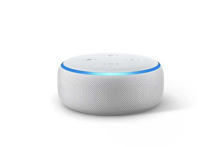 Echo Dot 3 bietet den perfekten Einstieg ins Smart Home zum günstigen Preis