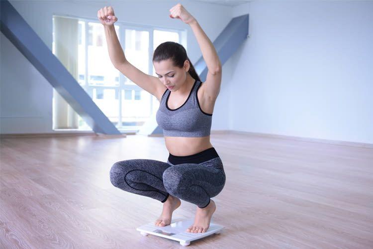 Für langfristige Erfolge auf der Waage sind Sport und gesunde Ernährung unerlässlich