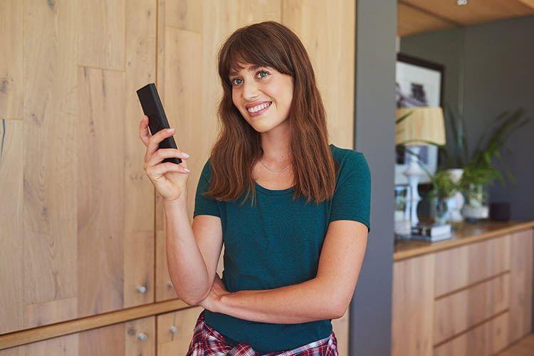 Das FRITZ!Fon C5 ist als Fernbedienung ein wichtiger Bestandteil des FRITZ! Smart Home