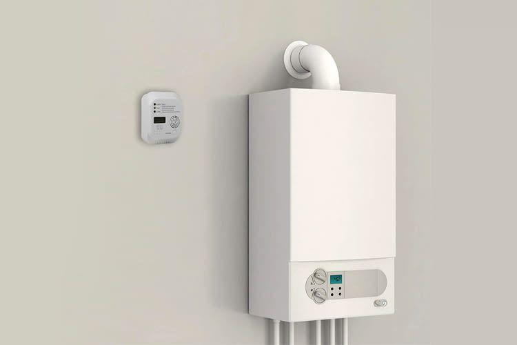 Smartwares RM370 warnt z. B. bei Gasaustritt durch Heizungsschäden