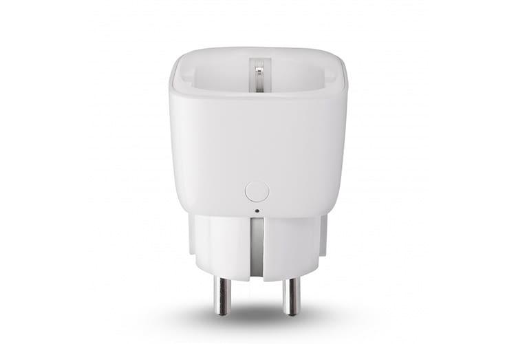 Schlanke Philips Hue Smart Plug Alternative - die Zigbee-Funksteckdose Innr SP 120 SmartPlug