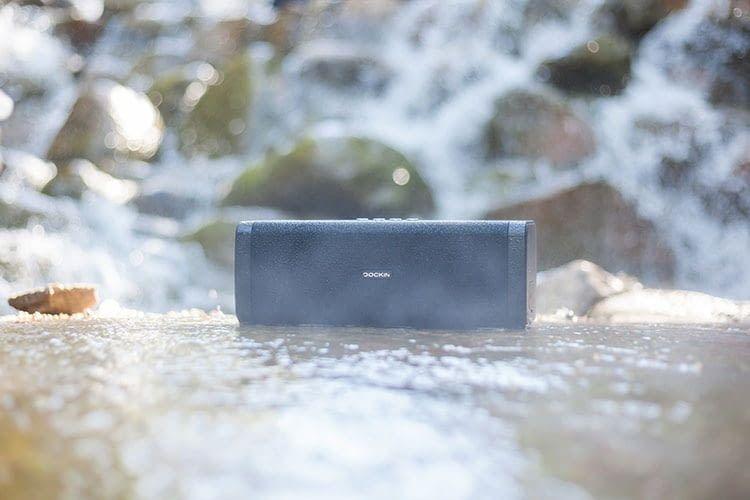 Die Bluetooth-Box DOCKIN D Fine bietet Top-Sound zum kleinen Preis