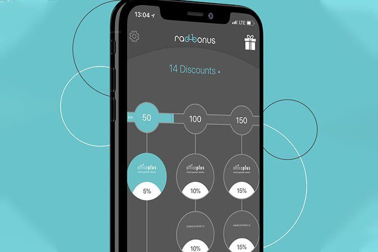 In der App sehen Nutzer alle verfügbaren Belohnungen im Überblick