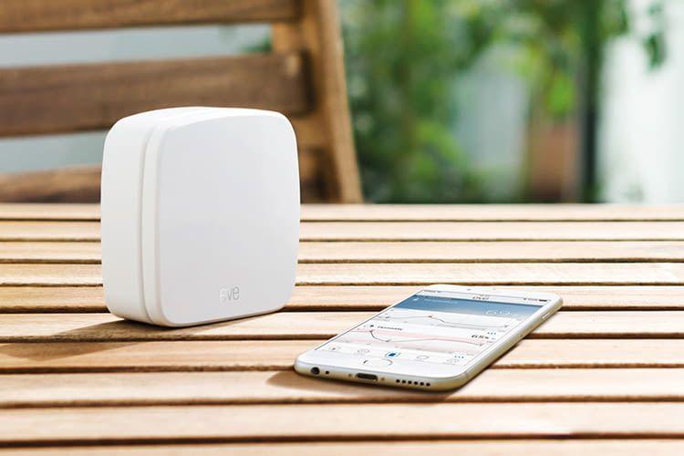 Elgato Eve Weather ist ein Außensensor für Smart-Home-Systeme