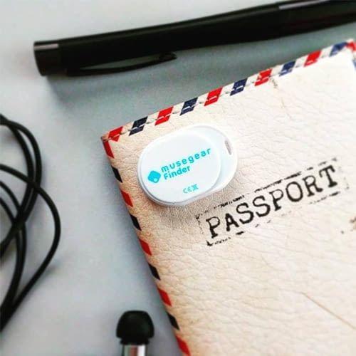 Keine Panik vor dem Urlaub - musegear finder weiß, wo der Pass liegt