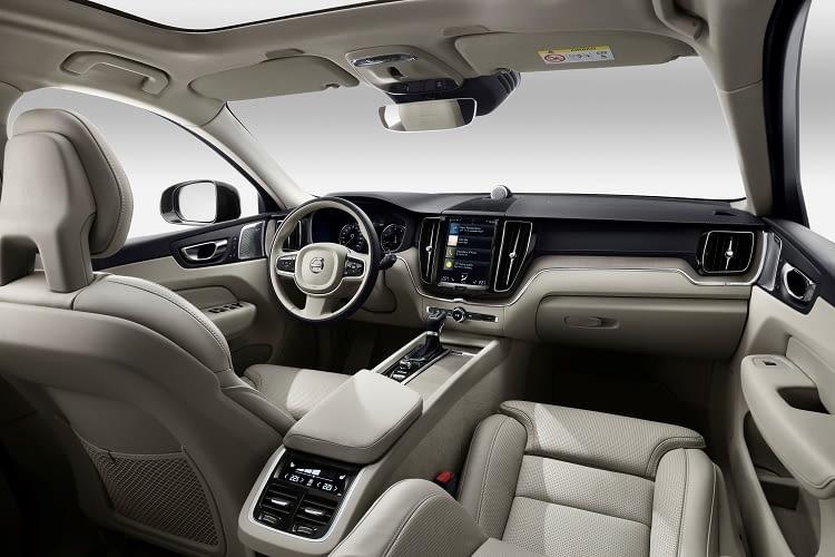Der Volvo hat eine durchschnittliche Reichweite für einen Hybriden
