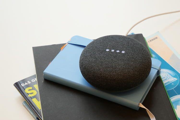 Nicht nur im Test sorgte Google Home Mini für jede Menge Entertainment