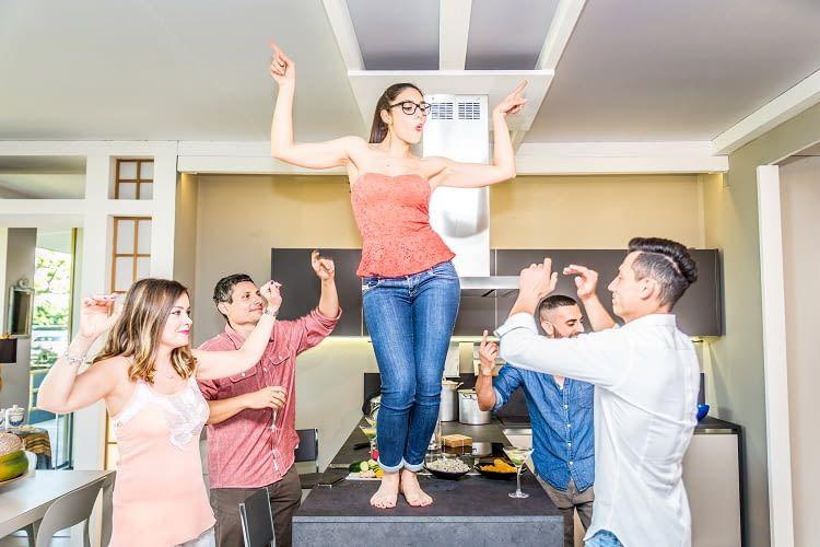 Der Amazon Echo macht jeden Raum zur Partylocation