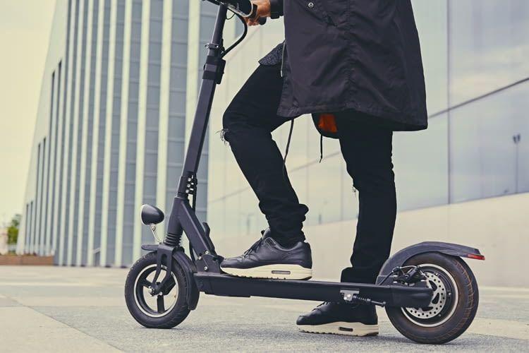 Vor allem auf Kurzstrecken in der City können Elektro-Scooter punkten
