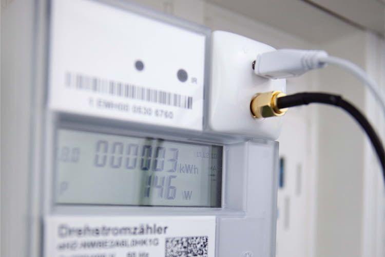 In der powerfox-App kann der eigene Energiehaushalt mit dem anderer Haushalte verglichen werden
